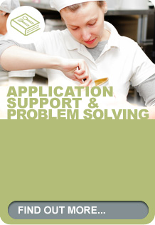 Application support & problem solving